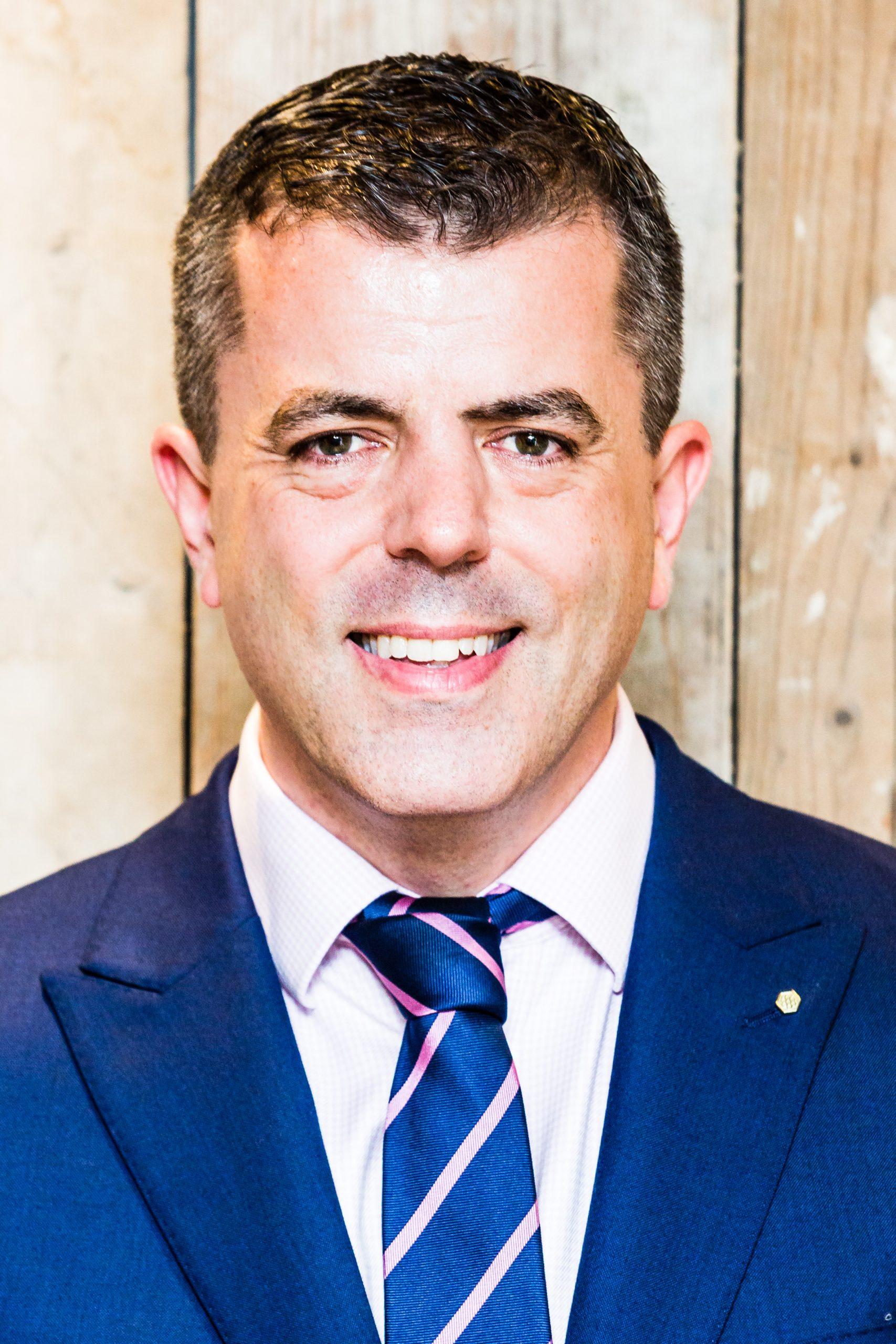 Gavin Perrett
